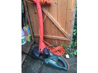 Hedge trimmer and grass strimmer for sale