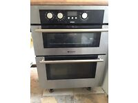 Hotpoint under counter oven