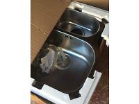 Frankie under mounted sink