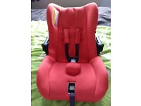 Casualplay 3 in 1: child car safety car seat transforms carrycot and pram stroller