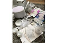 Double electric Breast pump.