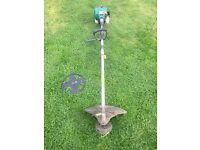 Petrol lawn trimmer/bush cutter