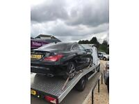 24 hour breakdown recovery, car recovery, van recovery, vehicle transport, low rates starting at £25