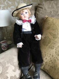 "Alberon doll - ""George"""