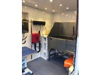 Mobile Dog wash business for sale in Surrey