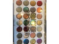 Glitter palette makeup stocking filler party sparkle eye cream