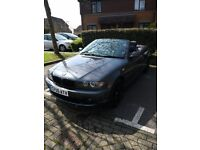 BMW 318Ci Convertible VERY LOW Mileage