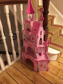 ** gorgeous pink castle from ELC **