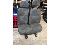 Ford transit mk7 double passenger seat