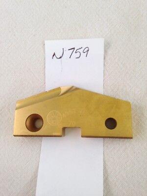 1 New 70 Allied Spade Drill Insert Bit Amec. 435t-70 Usa Made. N759