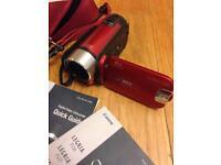 Cannon camcorder LEGRIA fs306 *NEW*