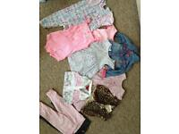 Over 35 6-9 month baby girl clothes