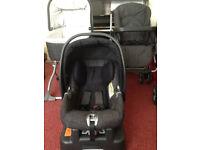 Mamas & Papas Travel System-Pram/Pushchair/Car Seat