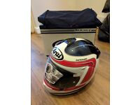 Brand new arai helmet size s