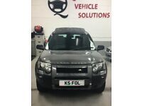Freelander Adventurer TD