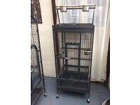 Parrot cage as new condition