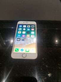 IPhone 6s 64gb rose gold vodaphone