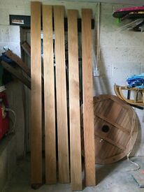 Junkers solid oak flooring, highest quality