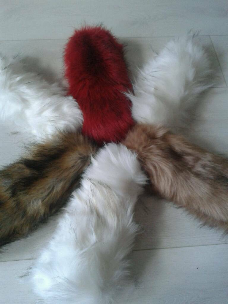 Posh Top Quality Faux fur headbands