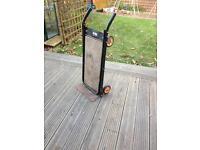 Black and decker sack trolley / barrow