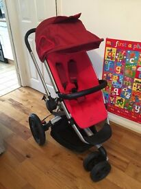 Children's buggy - Quinny Buzz Xtra Stroller in excellent condition
