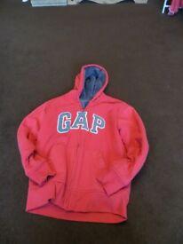 Gap Red Hoodie