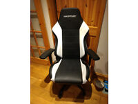 Pro-gaming chair Maxnomic Pro-Chief BWE