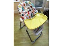 Mammas and papas high chair