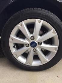 """Wanted, A 15"""" fiesta alloy"""