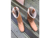 Steel toecap work boots size 10