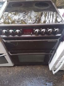 Aeg electric cooker 60 cm