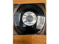 "Ultra rare Blur 7"" single - The Wassailing Song"