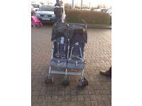 Maclaren Twin Techno Double Stroller