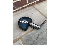 Ping Cadence TR Shea H Putter with oversize grip