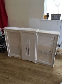 Adjustable Radiator Cover