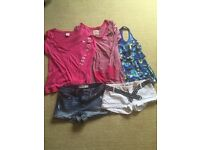 Abercrombie and Fitch/ Hollister clothing