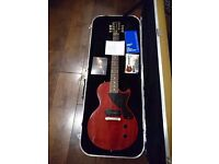 Gibson Les Paul Junior 2015 + Hardcase + Case candy