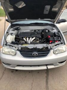 Corolla 2002 for sell