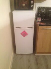White fridge freezer excellent condition