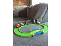 In The Night Garden, Trainset and Figures