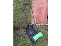 Manual Lawn Mower (non-electrical)