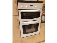 Electrolux double and single oven (grill) unit . Good working order
