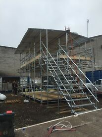 Scaffolding hire and erect