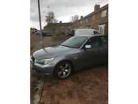 bmw 525d motorway miles moted some history owners manual quick sale!