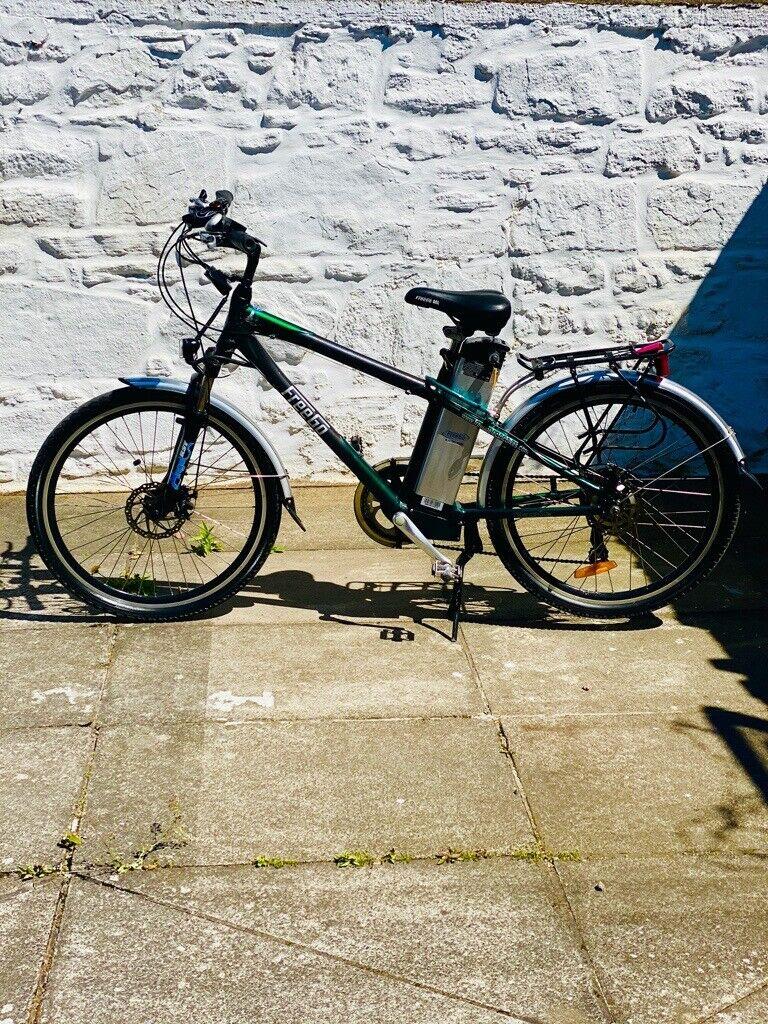 FreeGo Eagle Crossbar Electric Bike bicycle   in Leith