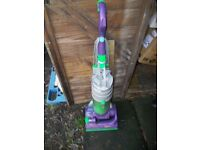 2 DYSON DC04 VACUUM CLEANERS FOR SPARES OR REPAIRS ONLY