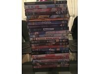 22 children's DVD movies