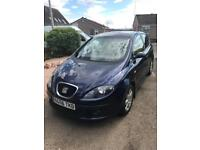 Seat Altea 1.9 TDI - 2006 - Blue - MOT April 2019