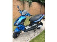Moped Piaggio NRG power DT