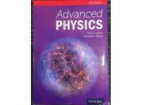 """""""Advanced Physics"""" textbook"""